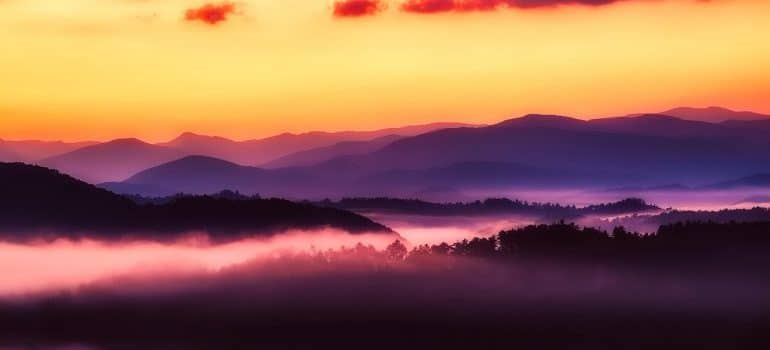 great smoky mountains TN - prepare for relocation to TN