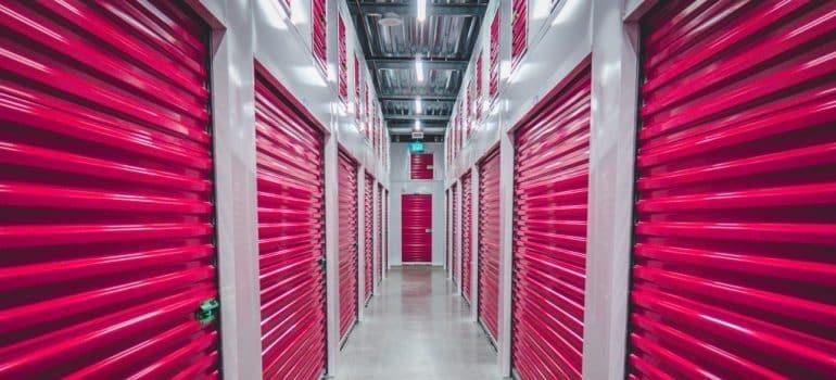 A large storage