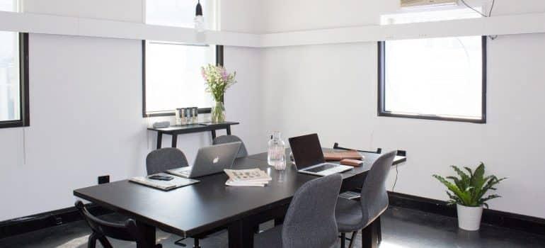 A successful office design